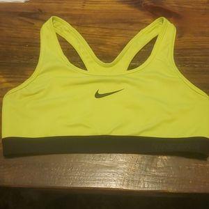 Nike Pro Dri-Fit Sports Bra Size Medium